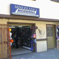 Miscelanea Moderna en Bogotá