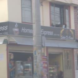 Hornear Express Cafe Y Pan en Bogotá