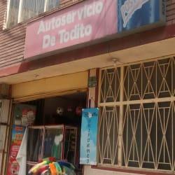 Auto Servicio De Todito en Bogotá