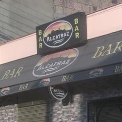 Bar Alcatraz en Bogotá