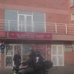Cigarreria El Mana Del Saray en Bogotá
