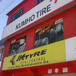 Jk Tyre en Bogotá