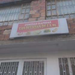 Las Delicias De La 86 en Bogotá