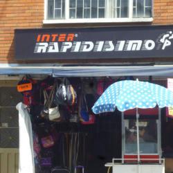 Inter Rapidisimo Calle 163A en Bogotá