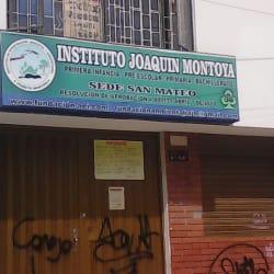 Instituto Joaquin Montoya en Bogotá