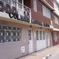 Colegio Antonia Santos en Bogotá