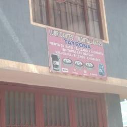 Lubricantes Y Montallantas Tayrona en Bogotá