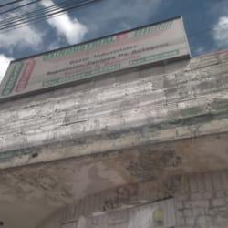 Oxindustriales en Bogotá