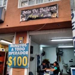 Sala De Belleza Anyi's  en Bogotá