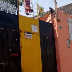 Parqueadero Hensal en Bogotá