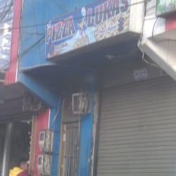 Pizza Lukas en Bogotá
