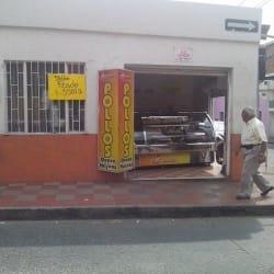 Pollos, queso, huevos Calle 163 en Bogotá