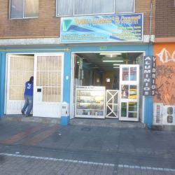 Vidrios Y Aluminio El  Country en Bogotá