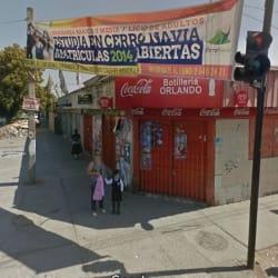 Botillería Orlando en Santiago