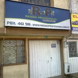 Riesgos Profesionales  en Bogotá