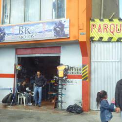 Rk Motos Calle 17 en Bogotá