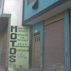 Servicio Técnico Motos Calle 62  en Bogotá