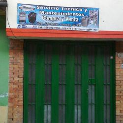Servicio Técnico y Mantenimientos Carrera 103A en Bogotá