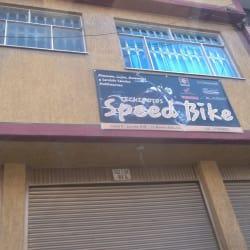 Tecnimotos Speed Bike en Bogotá
