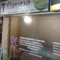 Tianna en Bogotá