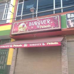 Burguer & Patacon en Bogotá