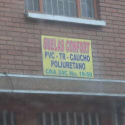 Suelas Confort en Bogotá