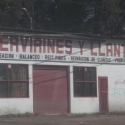 Servirines Y Llantas en Bogotá