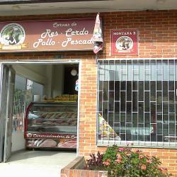 Comercializadora de Carnes Montana 2 en Bogotá