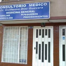 Consultorio Medico Doctor Guillermo Diaz Guevara  en Bogotá