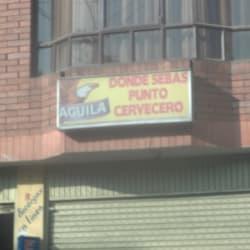 Donde Sebas Punto Cervecero en Bogotá