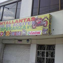 Montallantas la Esperanza N 1 en Bogotá