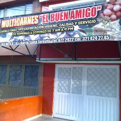 """Multicarnes """" El Buen Amigo """" en Bogotá"""