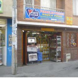 Nueva Delly en Bogotá