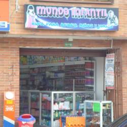 Mundo Infantil Carrera 8B en Bogotá