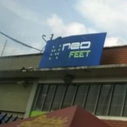 Ned Feet en Bogotá