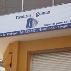 Neolites y Gomas J.J en Bogotá