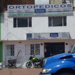 No Varix Ortopedicos en Bogotá
