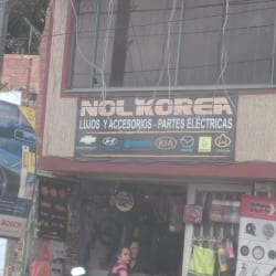 Nolkorea Calle 63B en Bogotá