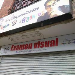 Que Gigantes Opticas Especializadas en Bogotá