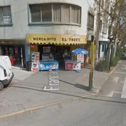 Almacén Mercadito el Frente en Santiago