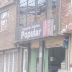 Panadería y Cafetería Popular  en Bogotá