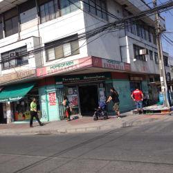 Farmacia Homeofarm en Santiago