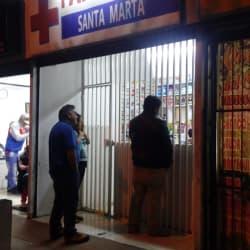 Farmacia Santa Marta en Santiago