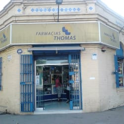 Farmacias Thomas en Santiago