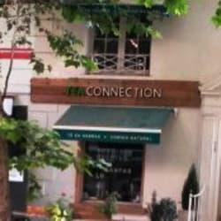 Inside Tea Connection - Pedro de Valdivia en Santiago