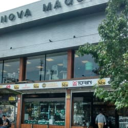 Alvaro Casanova Maquinarias en Santiago