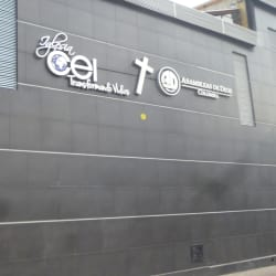 Iglesia CEI en Bogotá