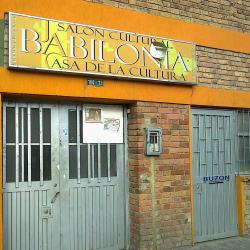 Salón Cultural Babilonia  en Bogotá