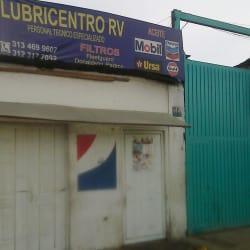 Lubricentro RV en Bogotá