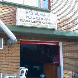 Restaurante Paula Alejandra en Bogotá